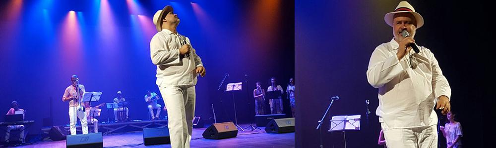 Show Pelo Telefone - 100 Anos de Samba - Teatro Margarida Schivasappa